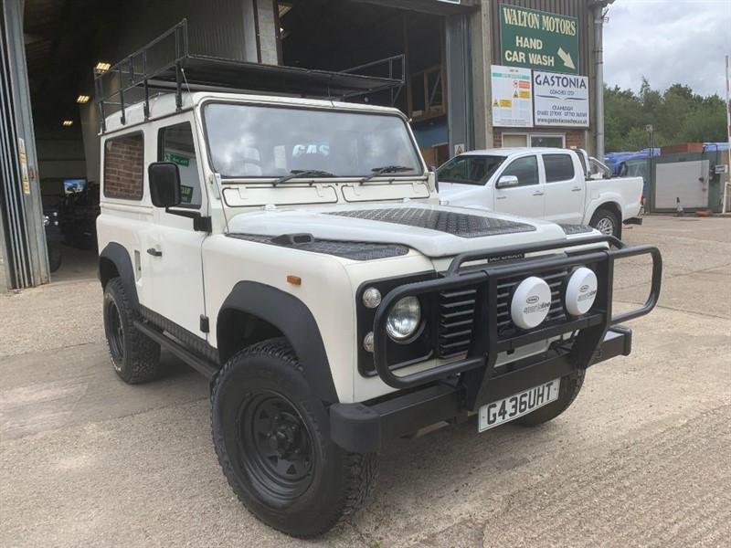 used Land Rover  90 4CYL REG 200TDI **U.S.A EXPORTABLE** in cranleigh-surrey