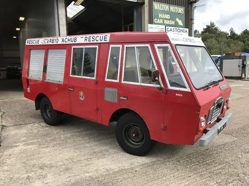 used Land Rover  109 2.6 6 CYLINDER FIRE ENGINE in cranleigh-surrey