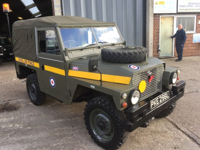 used Land Rover  SERIES 3 LIGHTWEIGHT in cranleigh-surrey
