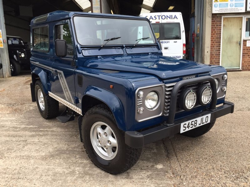 used Land Rover Defender 90 300Tdi County in cranleigh-surrey