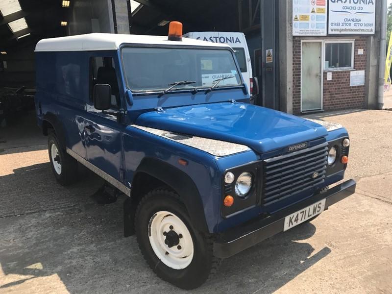 used Land Rover Defender 110 TDI in cranleigh-surrey