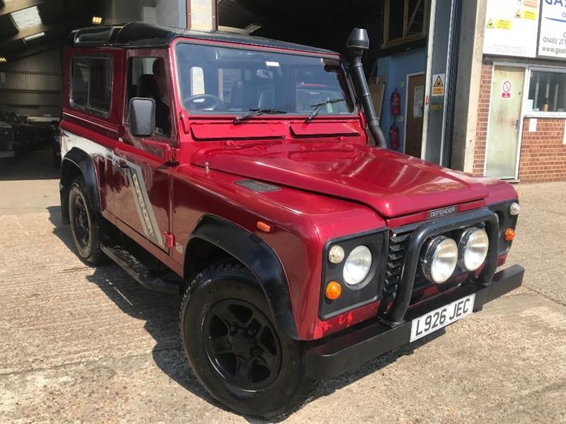 Land Rover Defender for sale