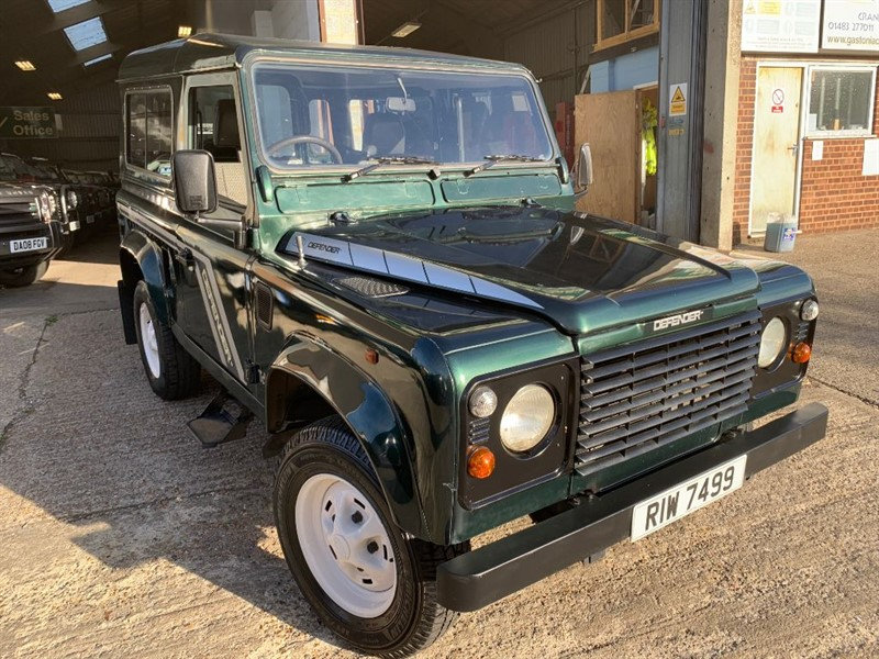 used Land Rover Defender 90 COUNTY TDI in cranleigh-surrey