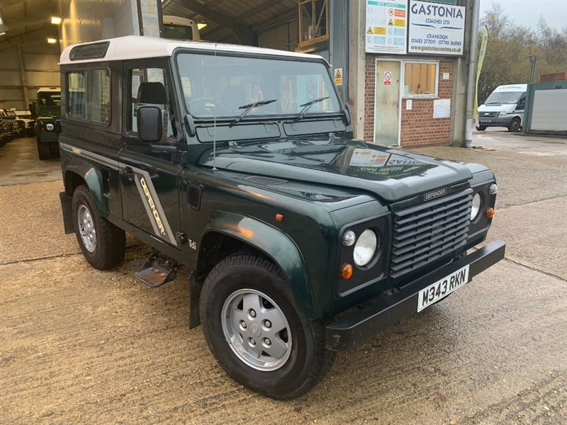 Land Rover Defender for sale