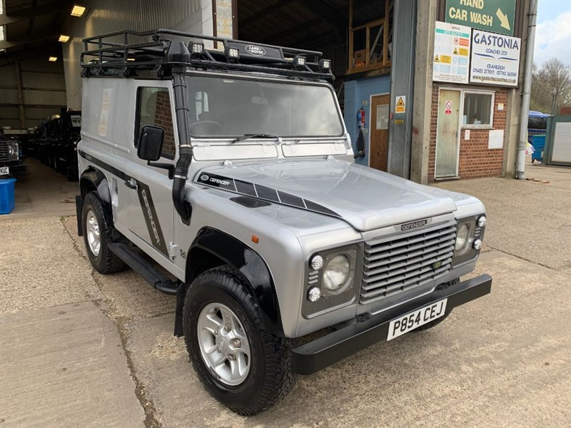 used Land Rover Defender 90 HT TDI in cranleigh-surrey