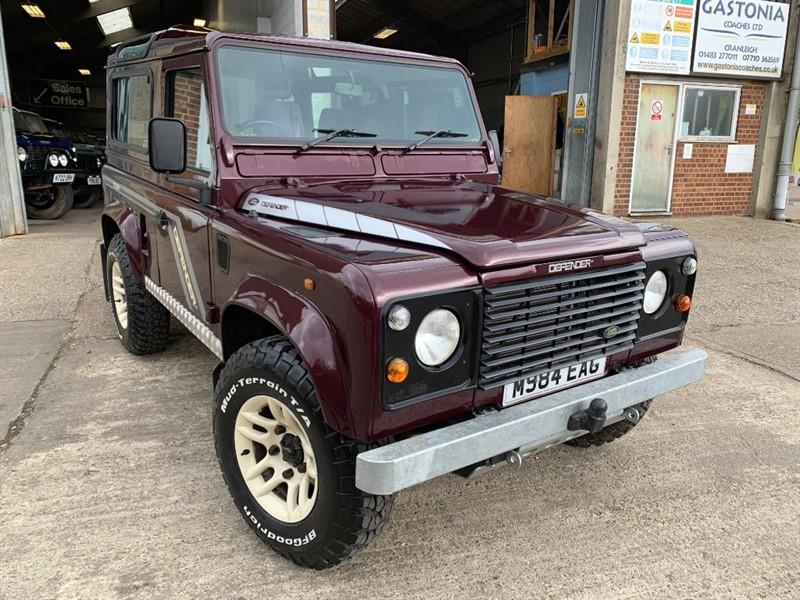 used Land Rover Defender 90 COUNTY TDI in cranleigh-surrey