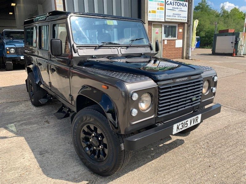 used Land Rover Defender 110 COUNTY TDI **USA EXPORTABLE** in cranleigh-surrey