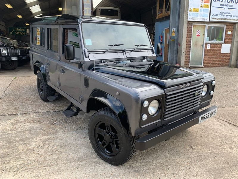used Land Rover Defender 110 COUNTY TDI in cranleigh-surrey