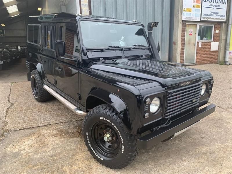 used Land Rover Defender 110 COUNTY TDI **USA EXPORTABLE** in cranleigh-surrey