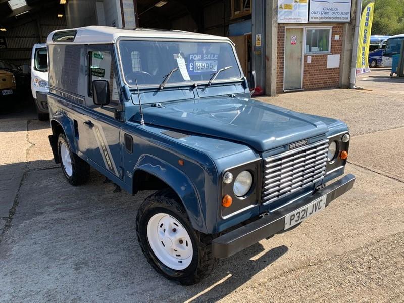 used Land Rover Defender 90 300Tdi County  in cranleigh-surrey