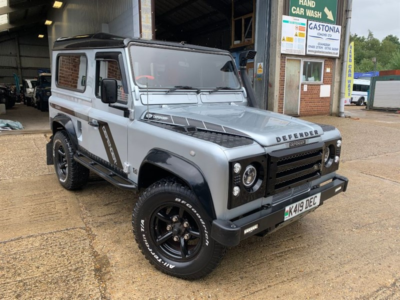 used Land Rover Defender 90 TDI STATION WAGON **U.S.A EXPORTABLE** in cranleigh-surrey