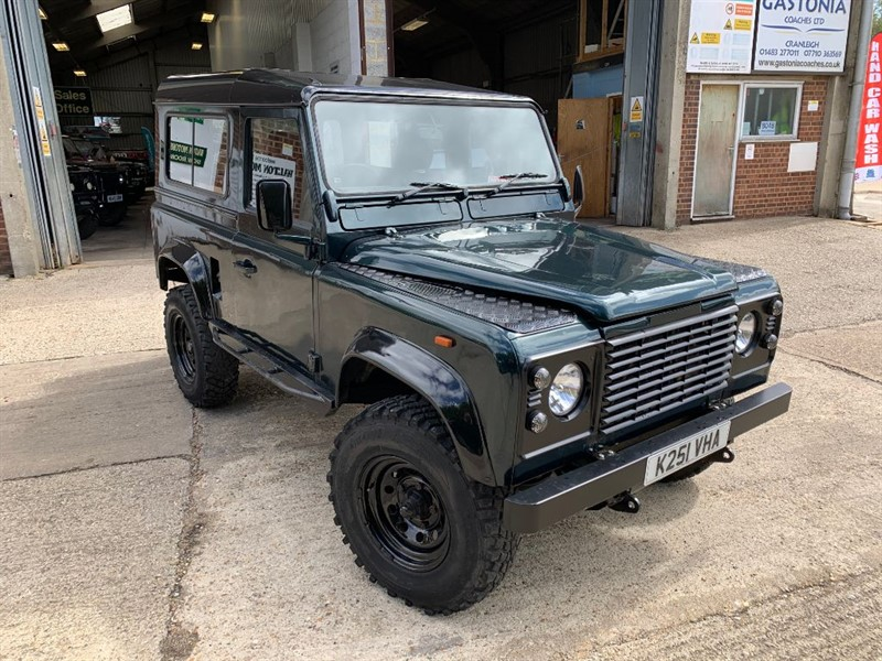 used Land Rover Defender 90 200TDI USA EXPORTABLE  in cranleigh-surrey