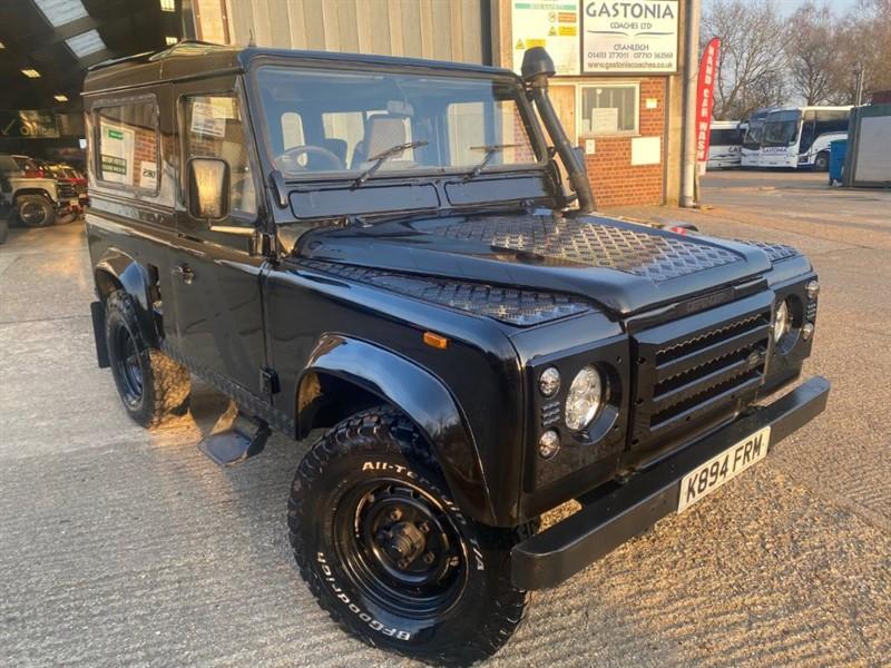 used Land Rover Defender 90 TDI HT in cranleigh-surrey