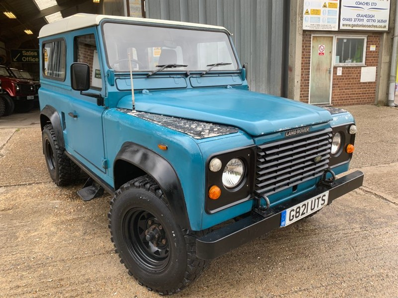 used Land Rover Defender 90 County Style** USA EXPORTABLE** in cranleigh-surrey