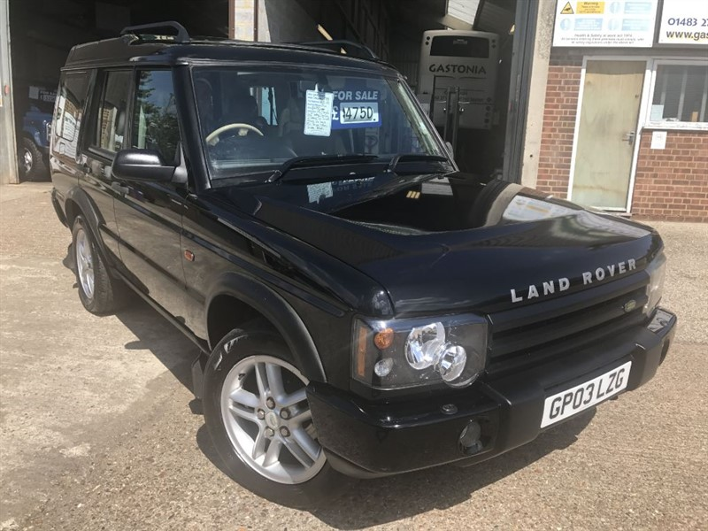 used Land Rover Discovery TD5 XS in cranleigh-surrey
