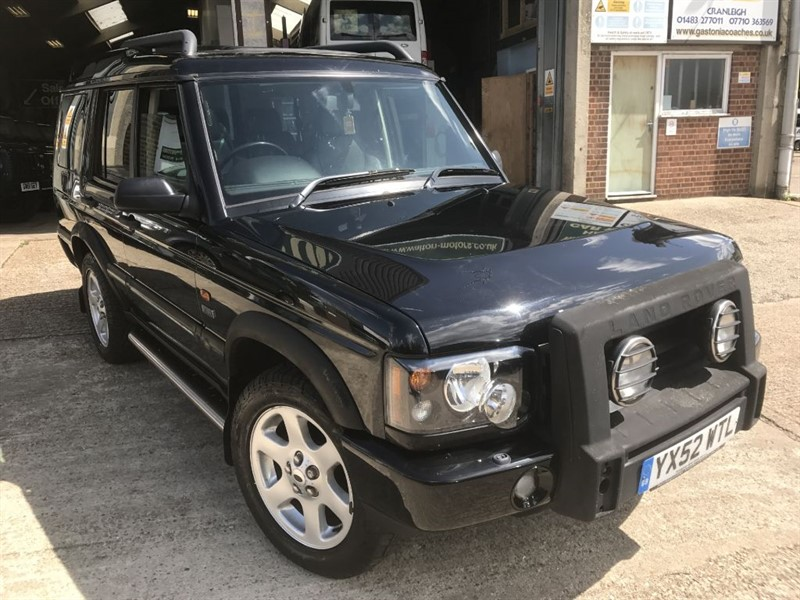 used Land Rover Discovery TD5 METROPOLIS 7STR in cranleigh-surrey