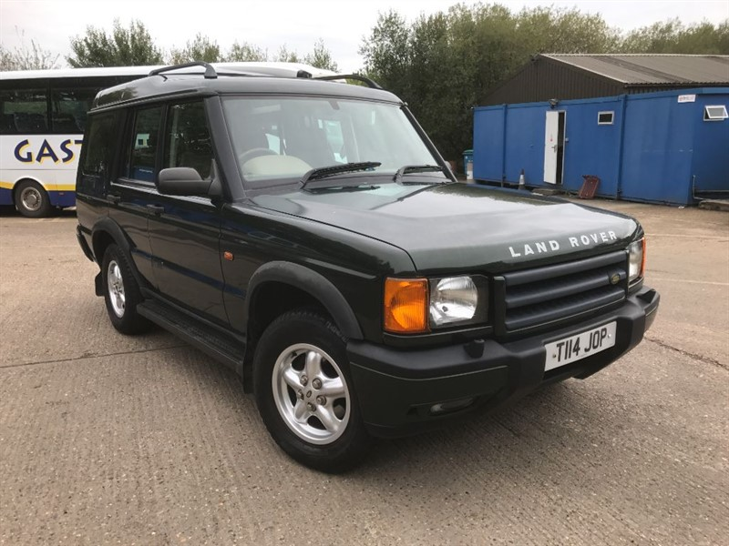 used Land Rover Discovery TD5 GS 7STR AUTO in cranleigh-surrey