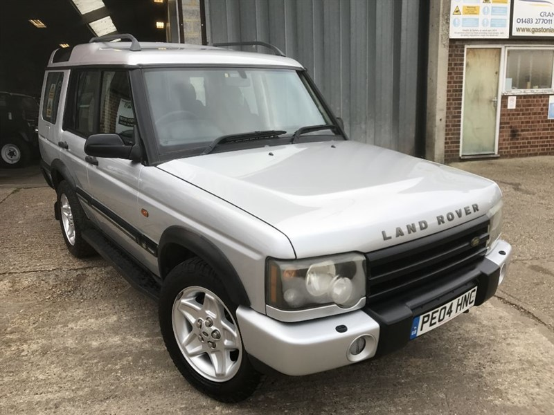 used Land Rover Discovery PURSUIT S TD5 AUTO in cranleigh-surrey