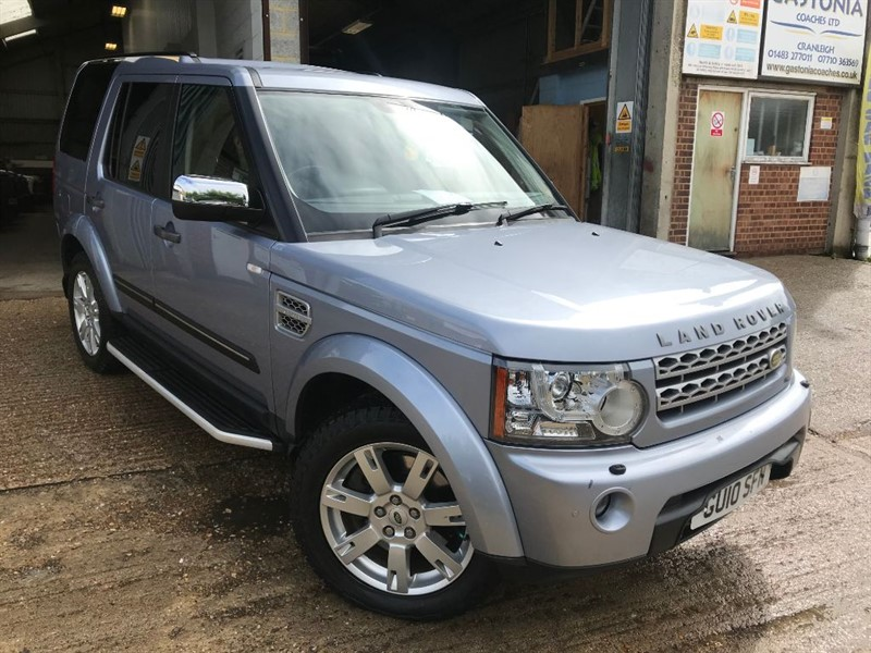 used Land Rover Discovery 4 TDV6 XS in cranleigh-surrey