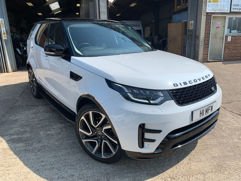 used Land Rover Discovery TD6 HSE **STUNNING** in cranleigh-surrey
