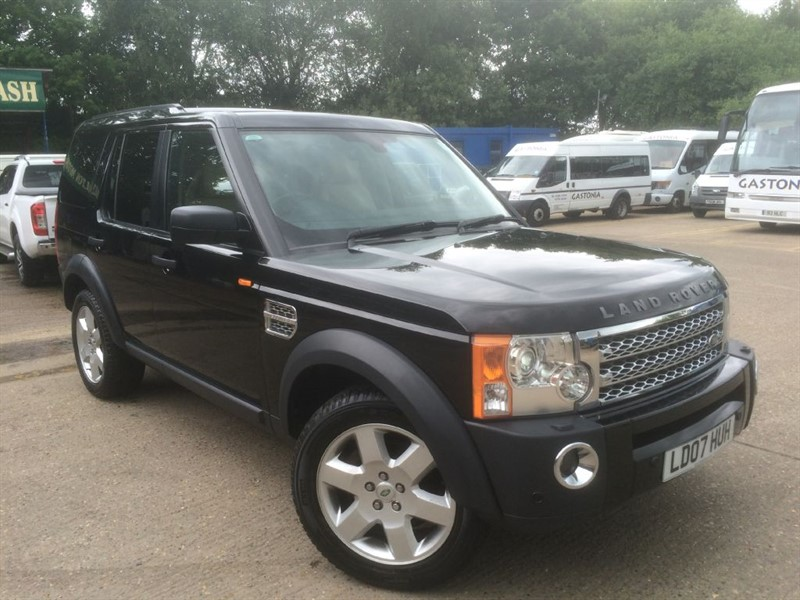 used Land Rover Discovery 3 TDV6 HSE in cranleigh-surrey