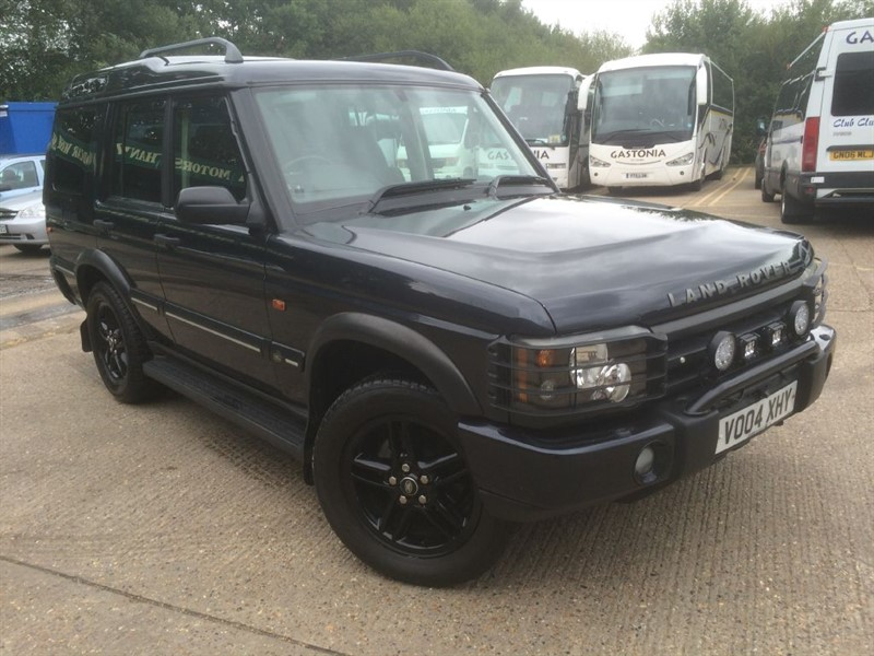used Land Rover Discovery PURSUIT S TD5 in cranleigh-surrey