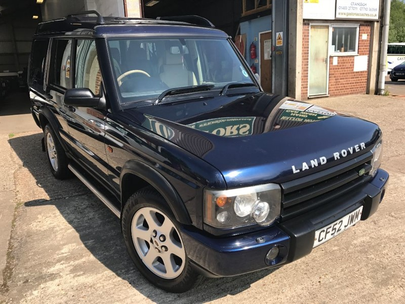 used Land Rover Discovery TD5 ES in cranleigh-surrey