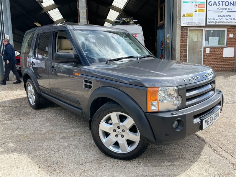 used Land Rover Discovery 3 TDV6 HSE 7 SEATER ONLY 112K CAMBELTS DONE MINT in cranleigh-surrey