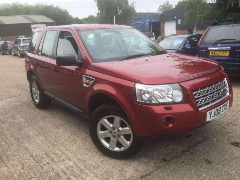 used Land Rover Freelander TD4 s automatic in cranleigh-surrey