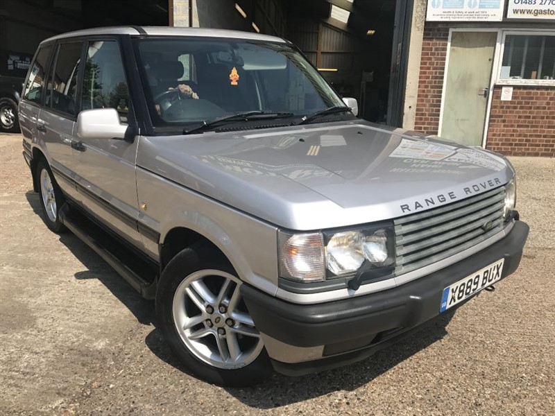 used Land Rover Range Rover DHSE  in cranleigh-surrey