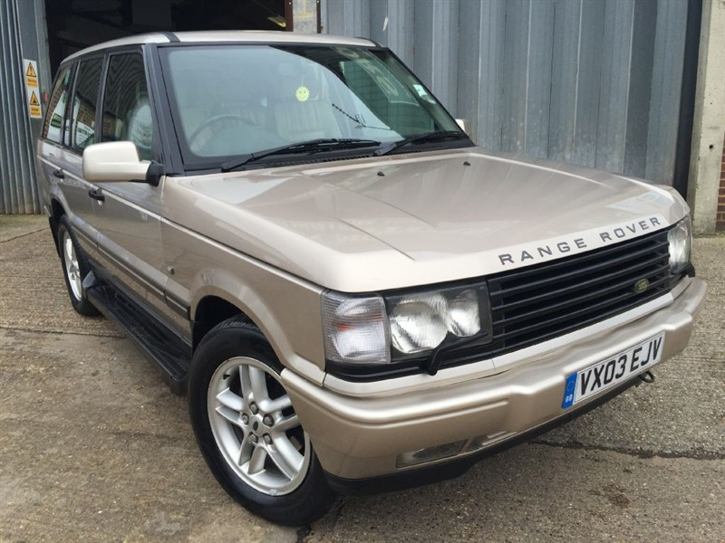 used Land Rover Range Rover HSE in cranleigh-surrey