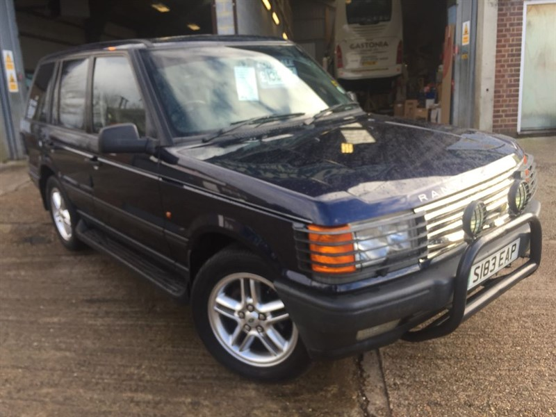 used Land Rover Range Rover DSE in cranleigh-surrey