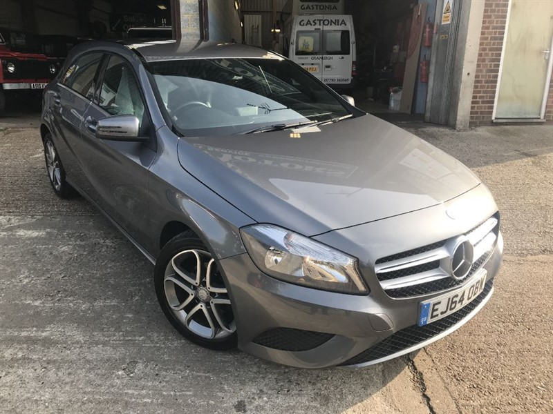 used Mercedes A180 CDI BLUEEFFICIENCY SPORT in cranleigh-surrey