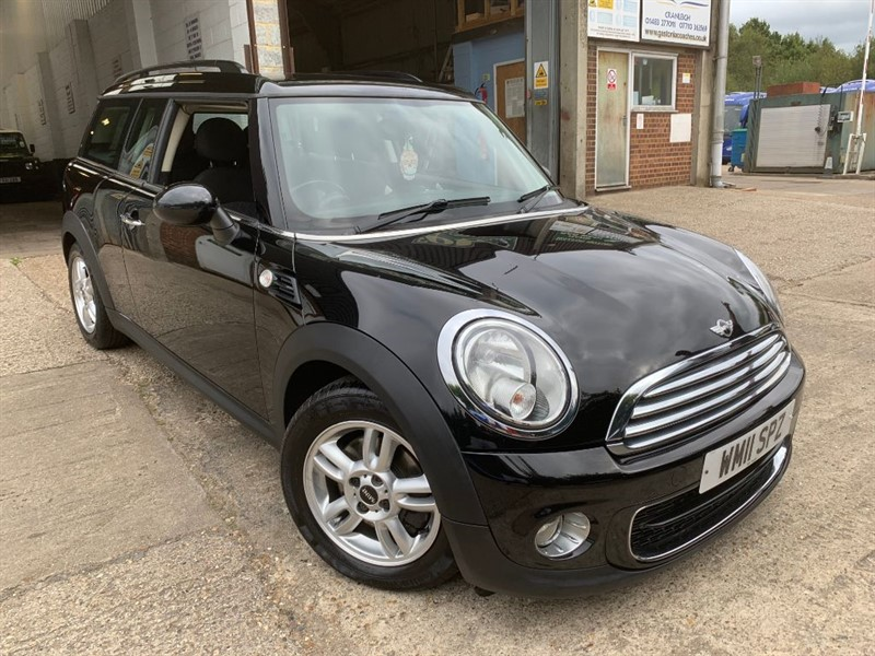 used MINI Clubman ONE D in cranleigh-surrey