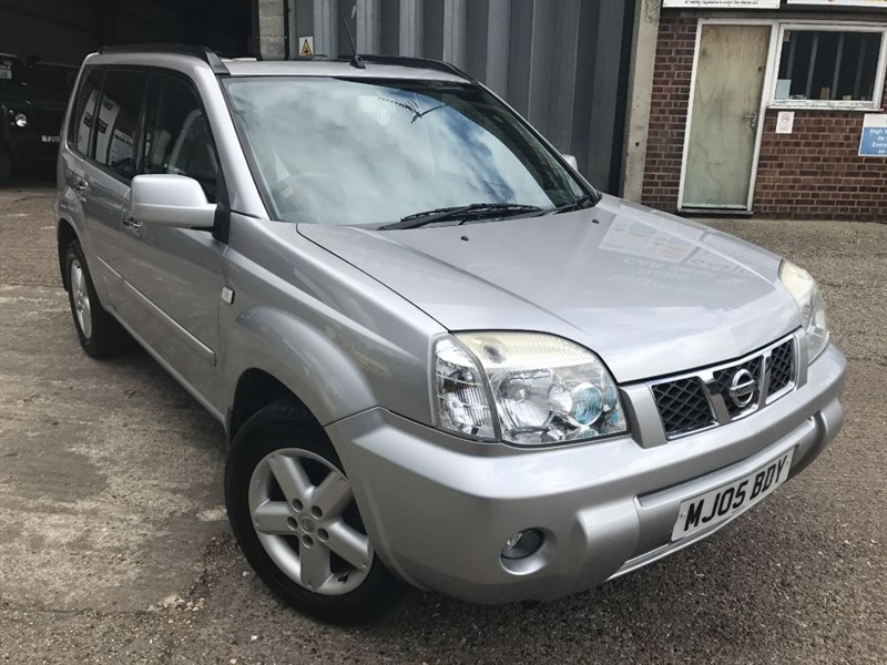 used Nissan X-Trail SVE DCI in cranleigh-surrey