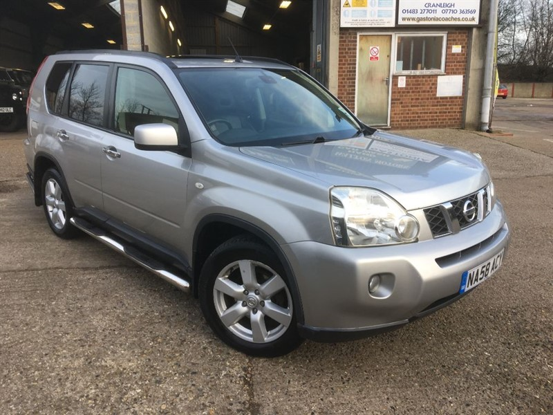 used Nissan X-Trail AVENTURA DCI in cranleigh-surrey