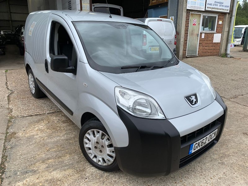 used Peugeot Bipper HDI SE **AUTOMATIC** **NO VAT** in cranleigh-surrey