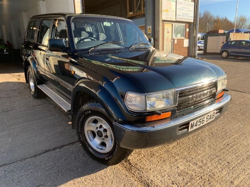 used Toyota Land Cruiser VX in cranleigh-surrey
