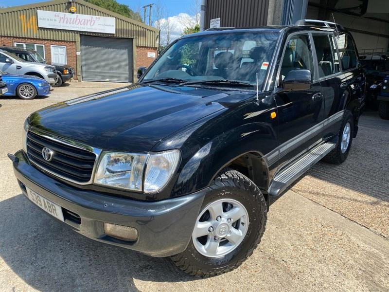 used Toyota Land Cruiser AMAZON VX TD in cranleigh-surrey