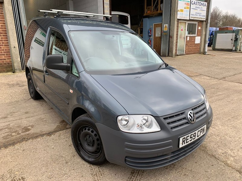 used VW Caddy C20 SDI **NO VAT** in cranleigh-surrey