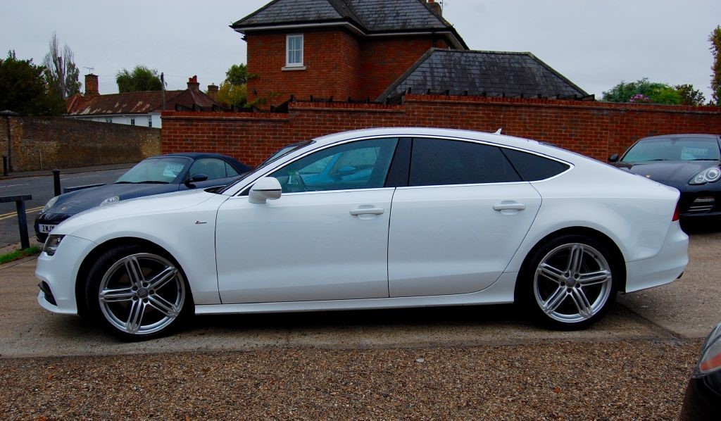 Used Audi A For Sale Hampshire - Audi a7 for sale