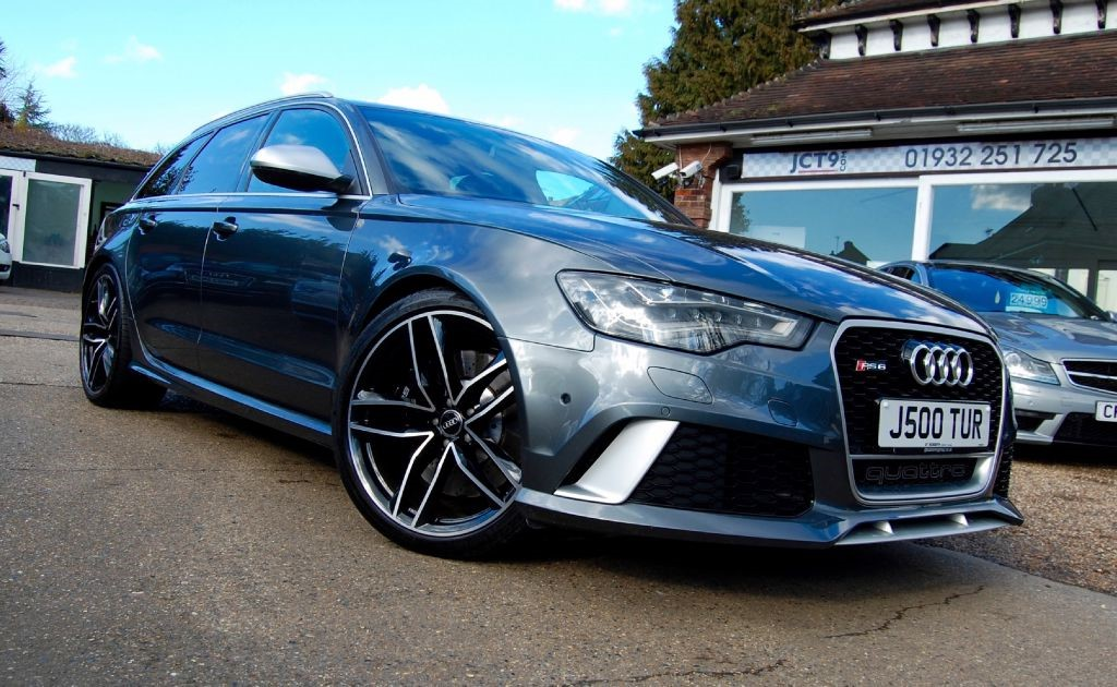 Used Audi RS Avant For Sale Hampshire - Affordable sports cars 0 60