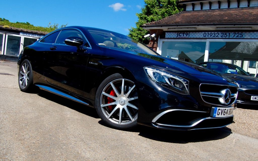 Used Mercedes S63 Amg For Sale Hampshire