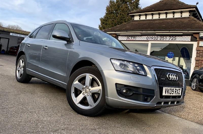 used Audi Q5 TDI QUATTRO SE in shepperton-surrey