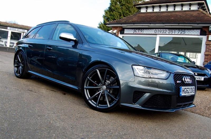used Audi RS4 Avant FSI QUATTRO   10K OPTIONS in shepperton-surrey