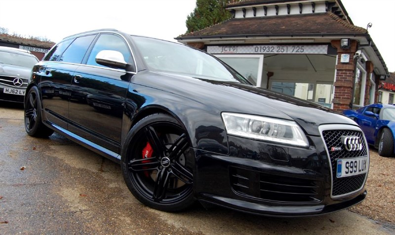 used Audi RS6 Avant 5K OPTIONS   STUNNING CAR in shepperton-surrey