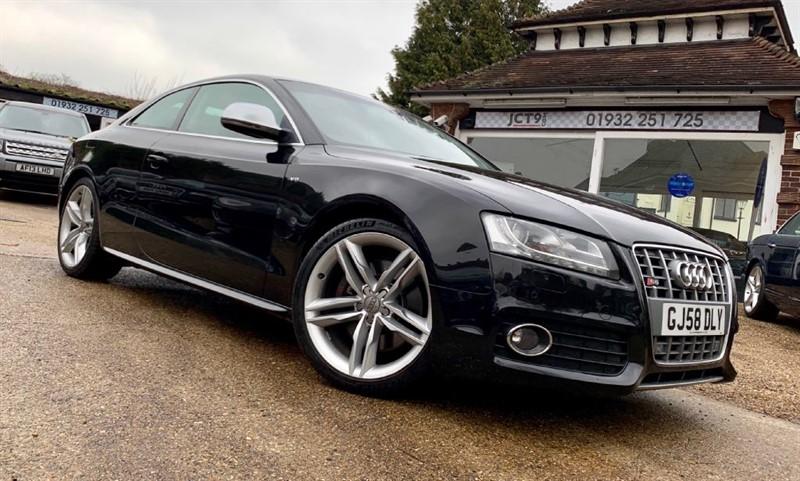 used Audi S5 V8 QUATTRO   OVER 5K OPTIONS in shepperton-surrey