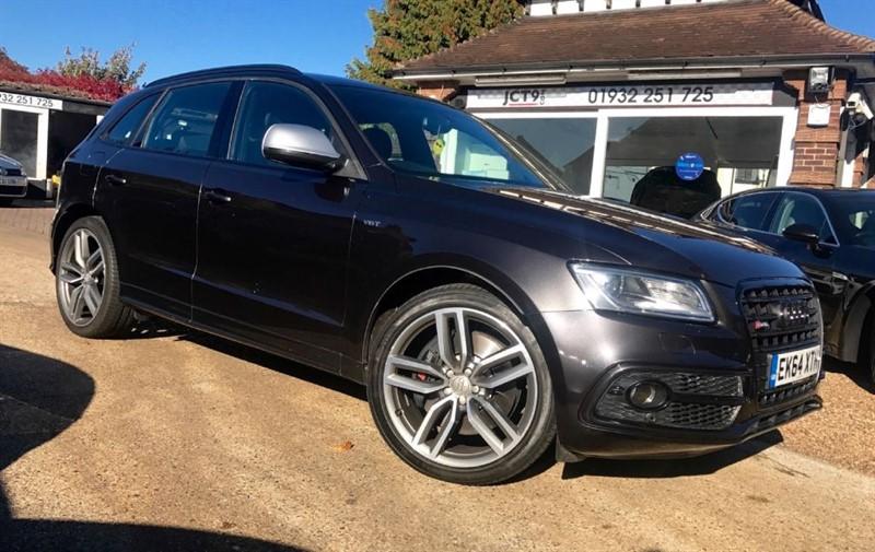 used Audi SQ5 TDI QUATTRO   OVER 5K OPTIONS in shepperton-surrey