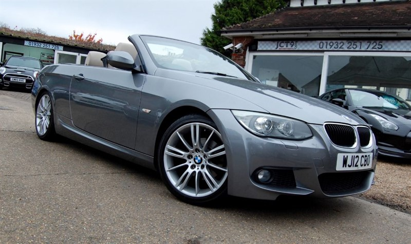 used BMW 320i M SPORT   OVER 5.5K OPTIONS in shepperton-surrey