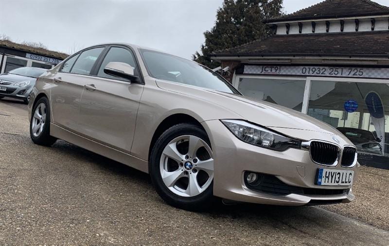 used BMW 320d EFFICIENTDYNAMICS   OVER 5K OPTIONS in shepperton-surrey